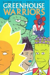 Greenhouse Warriors Cover with Glenn Dakin