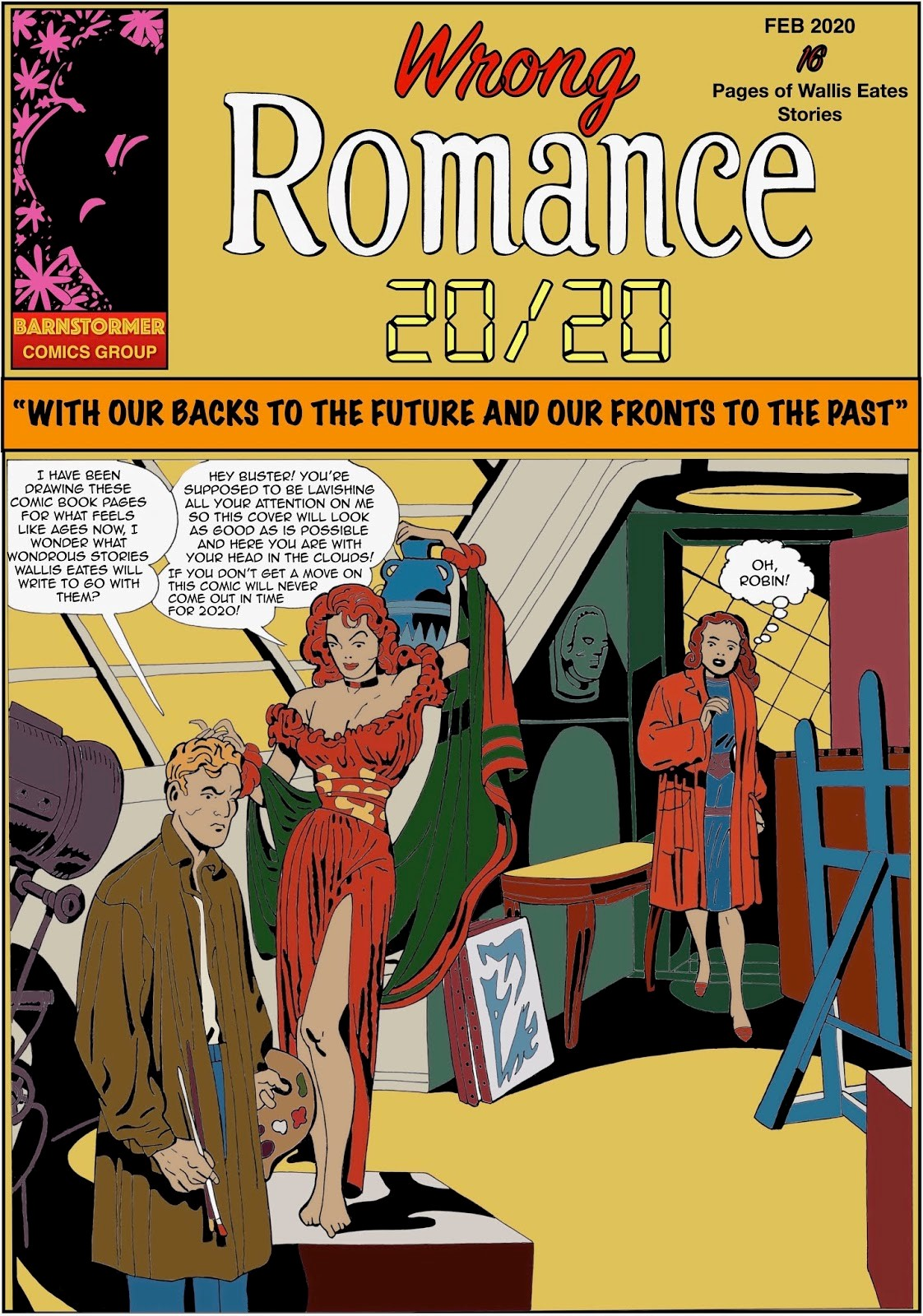 WHAT ROMANCE 20-20 (with Wallis Eates)