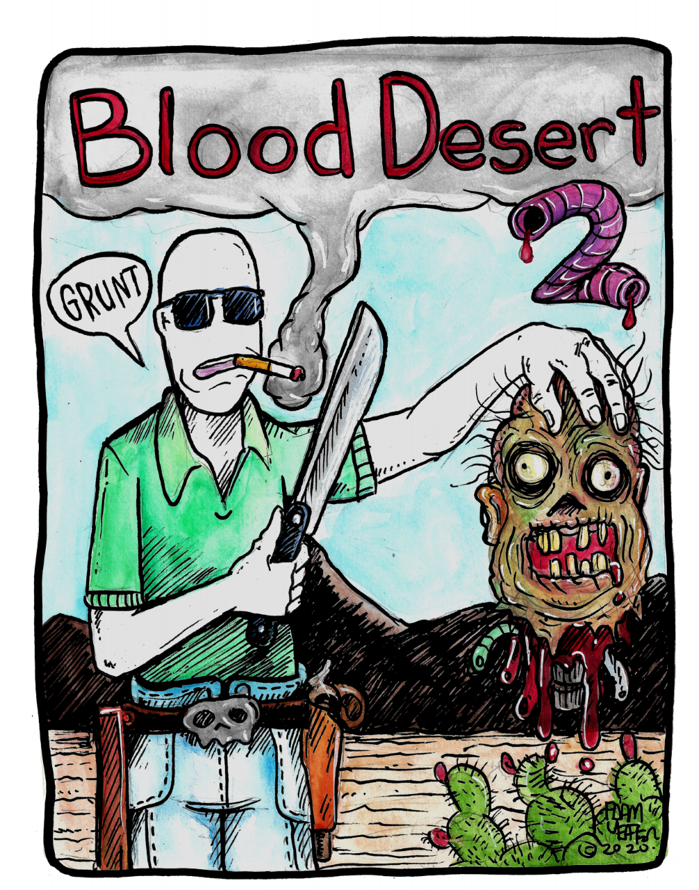 Blood Desert 2